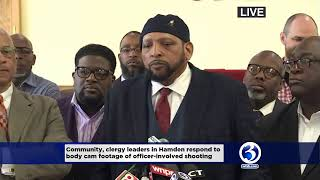 Community, clergy respond to body cam footage