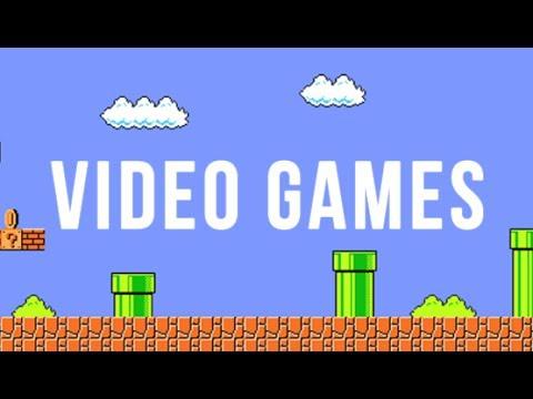 The Unique Art of Video Games