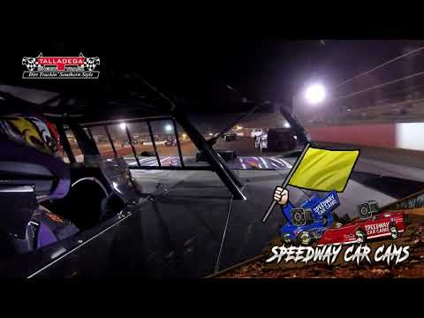 #05 TJ Brittian - Crate Late Model - 4-27-19 Talladega Short Track - In Car Camera