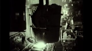 Винтажный фильм о кранах. Устройство кранов металлургического производства.(, 2016-06-09T08:05:45.000Z)