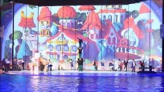"""""""Затерянный Мир"""" - единственный в своем роде мюзикл с морскими животными!"""