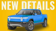 New Rivian Pickup Truck Details Revealed in a Video