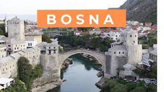 Bosna Hersek'te tek başıma Gezdim!