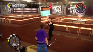 Saints Row 2 - The Ronin Mission 6 - Kanto Connection (1080 HD) Xbox 360