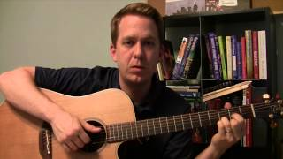 #5 of Top 10 Picking Patterns to Learn on Acoustic Guitar