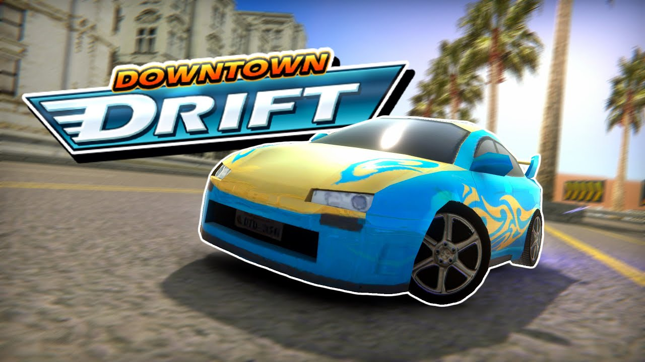 So I Remastered Downtown Drift...