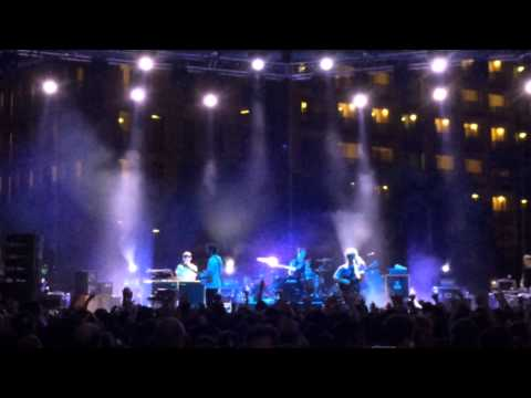 Foals - Milk & Black Spiders - Live in Singapore, Mar 1, 2014