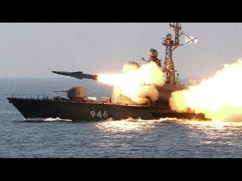 Russian Military conducts SEA AIR & LAND Military Exercises