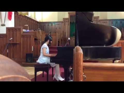 Scarborough School of Music Spring 2016 Recital Aria Natazja