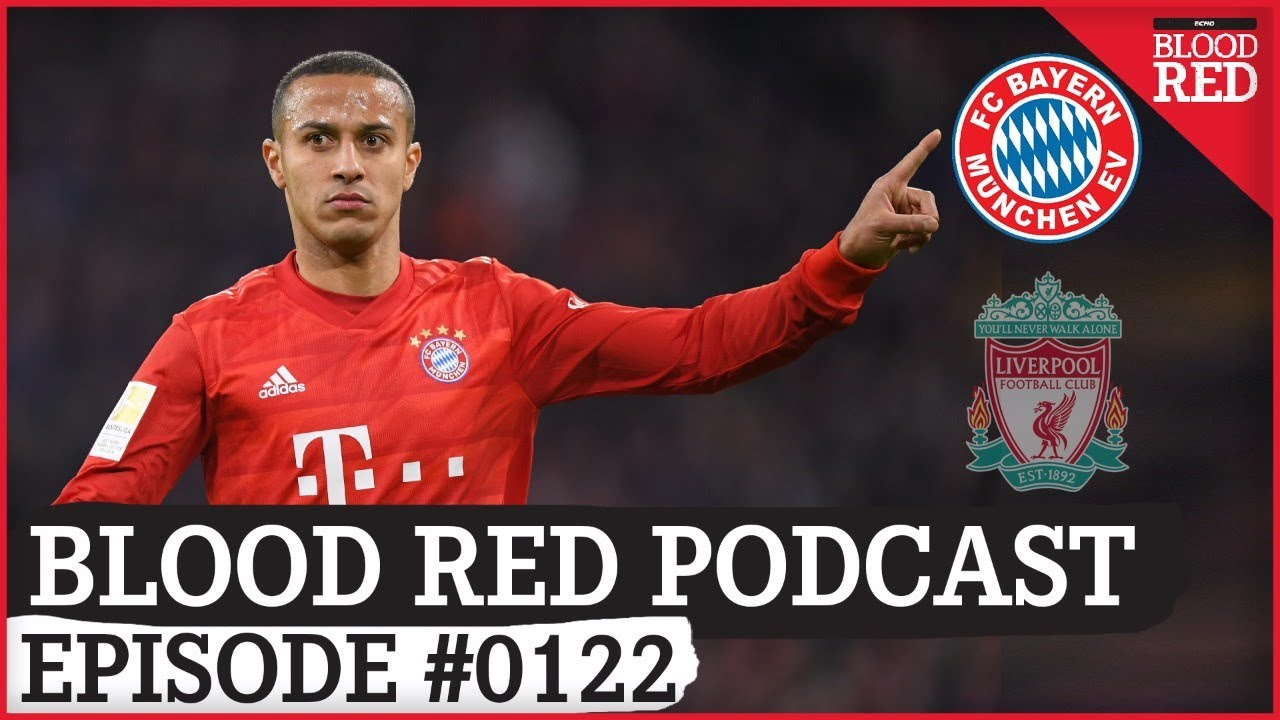 Blood Red Podcast: The Liverpool FC Stance On Thiago Alcantara