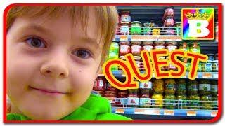 Quest Challenge! Provocare pentru Tati si Bogdan`s Show din partea Mamicai