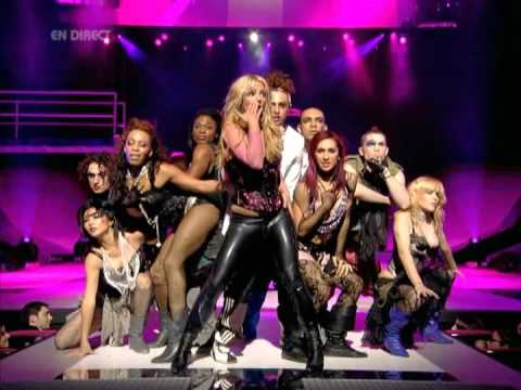 Britney Spears - Toxic (Live at NRJ Music Awards)