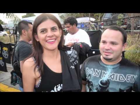 IRON MAIDEN EL SALVADOR
