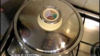 Рубленый бифштекс - видео рецепт