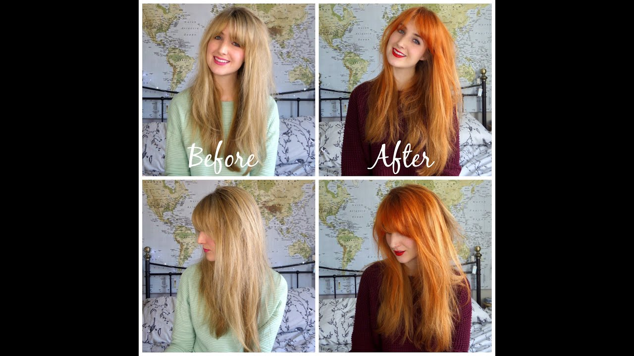 40 Flattering Red Hair Color New Red Hairstyles Youtube