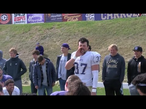 'C4' mentality is new driving force of Carroll College football