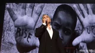 Morrissey-WORLD PEACE IS NONE OF YOUR BUSINESS-Live-Santa Barbara Bowl-CA-Nov 5, 2016-The Smiths-Moz