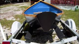 How To Build A Stitch And Glue Boat (clark Fork Drift Boat)