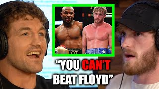 BEN ASKREN TELLS LOGAN PAUL HE HAS 'NO CHANCE' TO BEAT FLOYD MAYWEATHER