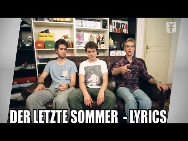 YTITTY - DER LETZTE SOMMER