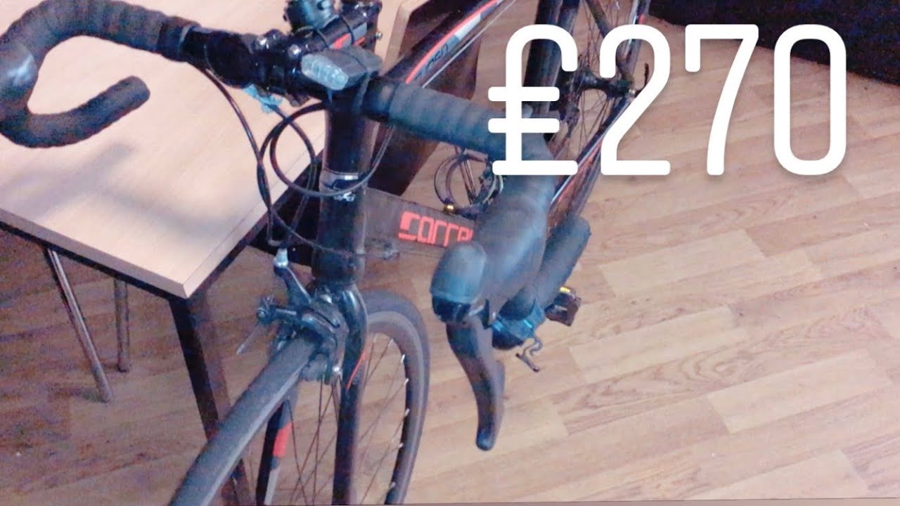Carrera Virtuoso Road Bike 2019 Edition Review After 1 Month Youtube