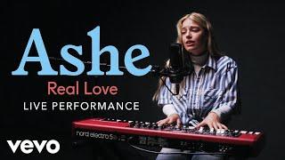 Смотреть клип Ashe - Real Love