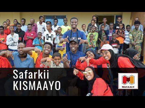 KISMAAYO: Safarkii Somalia Ee Dhanlinyarada Australia ( Part 1) - Australian Youth Trip To Somalia