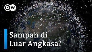 Mencari Solusi Bersihkan Sampah Antariksa