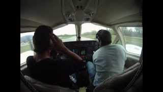 Flying the Cessna 421C Golden Eagle