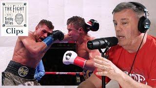 Teddy Atlas on Golovkin Derevyanchenko Fight | CLIPS