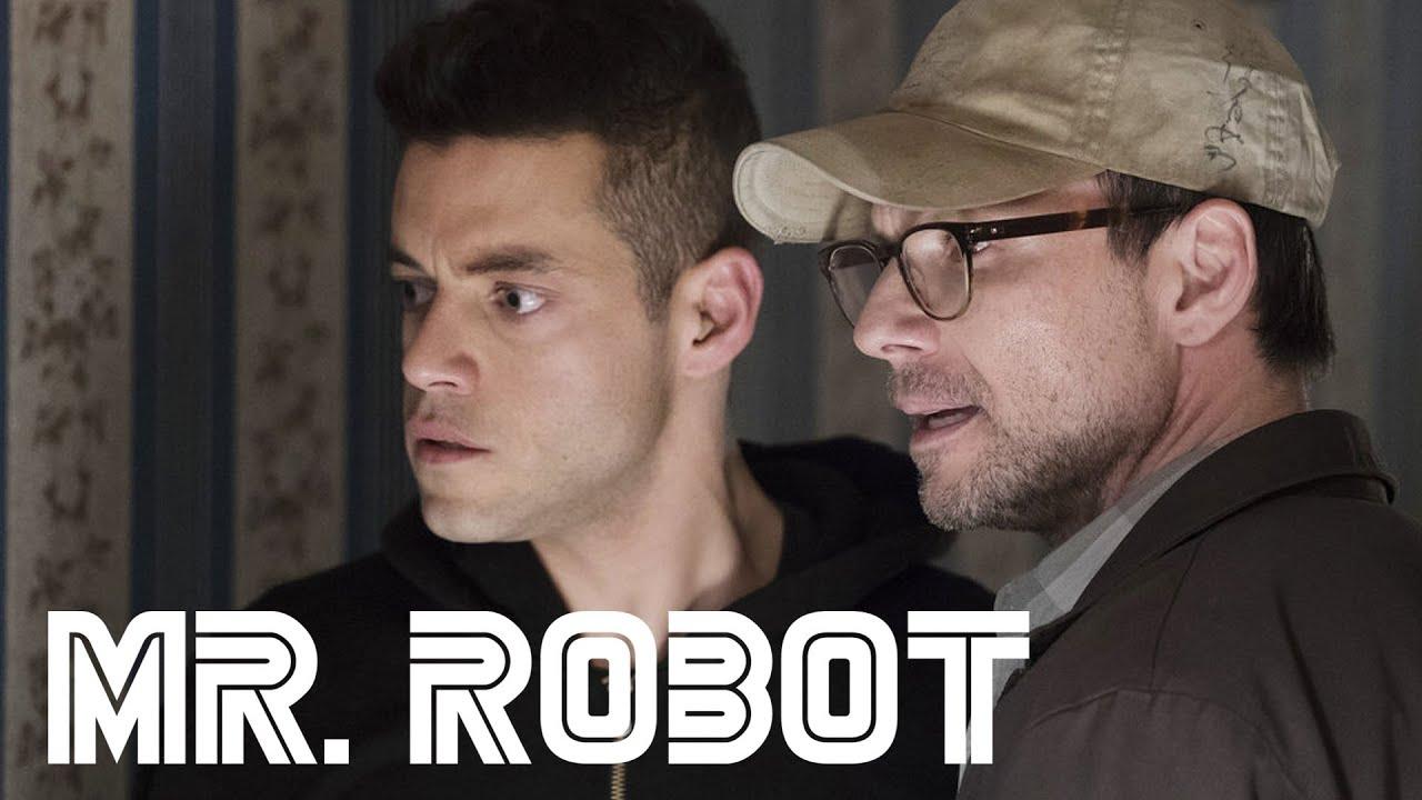 Mr Robot Trailer