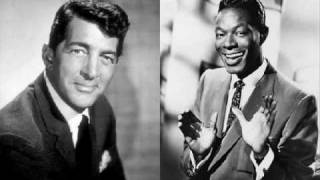 Dean Martin and Nat King Cole - Long, Long Ago