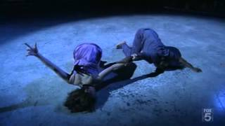 Katee & Joshua - Slow Dancing in a Burning Room (SYTYCD-S04E22) #Contemporary