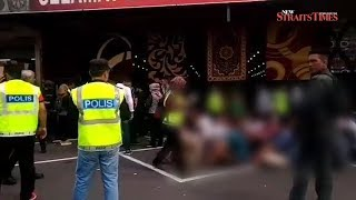 350 foreigners picked up in joint-operation at Nilai 3