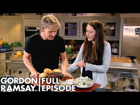 Gordon Ramsay's Simple Christmas Recipes    Festive Home Cooking
