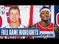 PISTONS at WIZARDS | FULL GAME HIGHLIGHTS | November 4, 2019