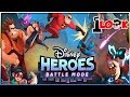 Disney Heroes: Battle Mode - All-New Mobile Role-Playing Game (iOS Gameplay)