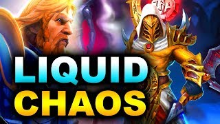 LIQUID vs CHAOS - EPIC ELIMINATION! - STOCKHOLM MAJOR DreamLeague DOTA 2