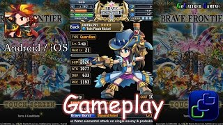 Brave Frontier Android iOS Gameplay