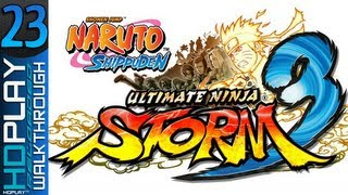 Naruto Shippuden: Ultimate Ninja Storm 3 Walkthrough - Chapter 10 | Tailed Beasts & Tobi