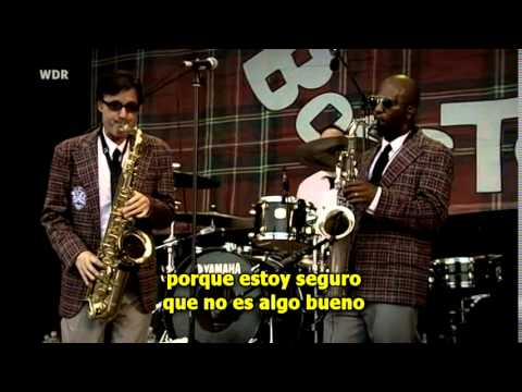 The Mighty Mighty Bosstones -  The Impression That I Get subtitulado español