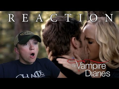 The Vampire Diaries S5E11 '500 Years Of Solitude' REACTION
