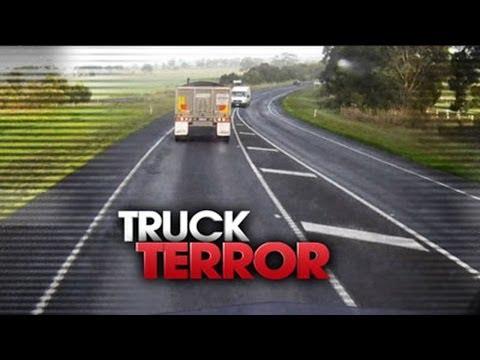 Truck Terror | Near-Misses Caught On Camera
