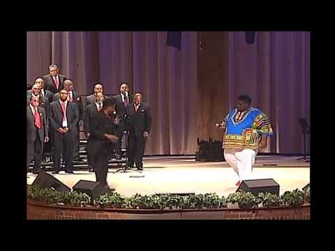 Eric Reed - Something About The Name Jesus (Kirk Franklin / Rance Allen)
