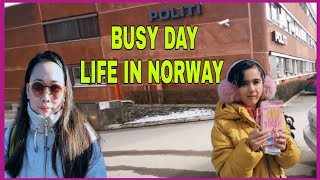 Download lagu BUSY DAY: LIFE IN NORWAY //THE WALERIUS FAMILY