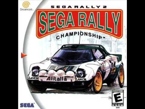 SEGA Rally 2 Chmp. [Desert Stage - Soul on Desert]