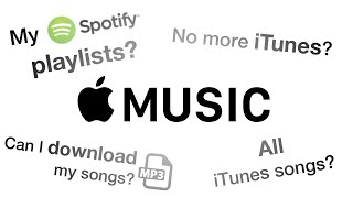 apple music what you should know