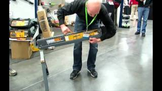 Toughbuilt Folding Sawhorses