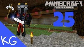 Minecraft PE  - 25 Práce na skladu