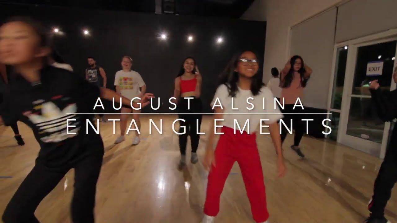 August Alsina | Entanglements | @Dareal08